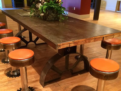 Conference Table by K Riley Designs