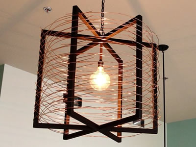 Custom Light Fixtures by K Riley Designs