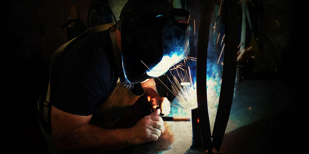 K Riley Designs : Custom Metal Fabrication Spartanburg SC